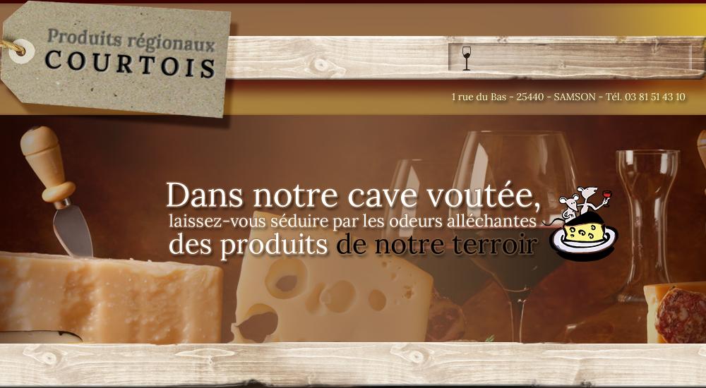 Boulangerie, Pâtisserie & Produits Régionaux Courtois - Boulangerie, Pâtisserie, Pizza à emporter
